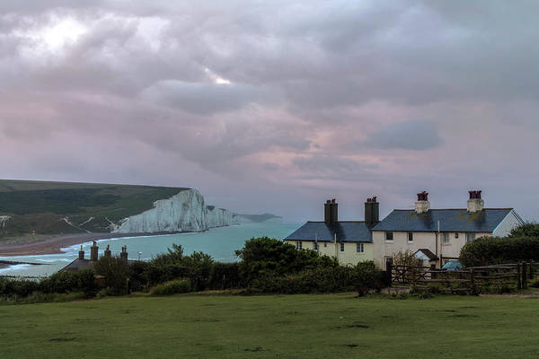 Wall Art - Photograph - Seven Sisters Dawn  - England by Joana Kruse