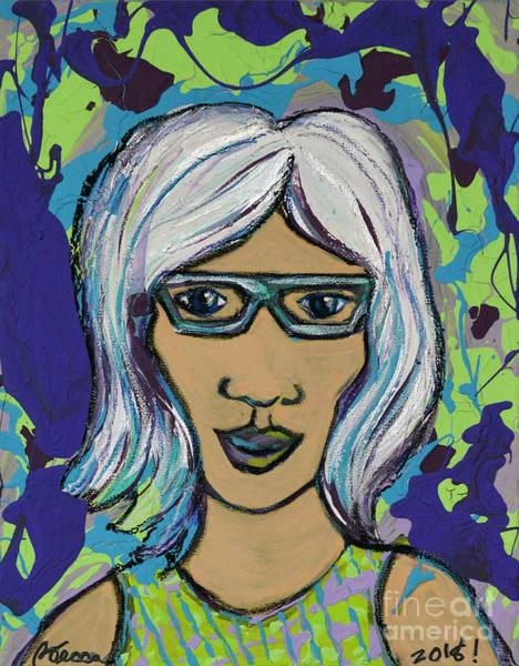 Painting - Seventeen Again by Rebecca Weeks Howard