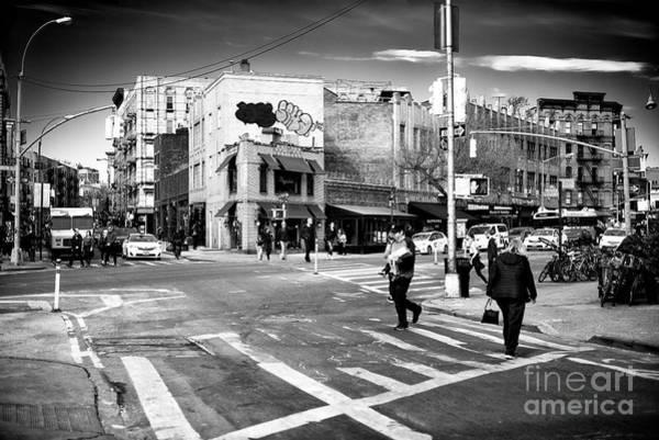 Photograph - Seventh Avenue South by John Rizzuto