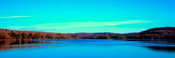 Chain Of Lakes Photograph - Seventh Lake Panorama by David Patterson