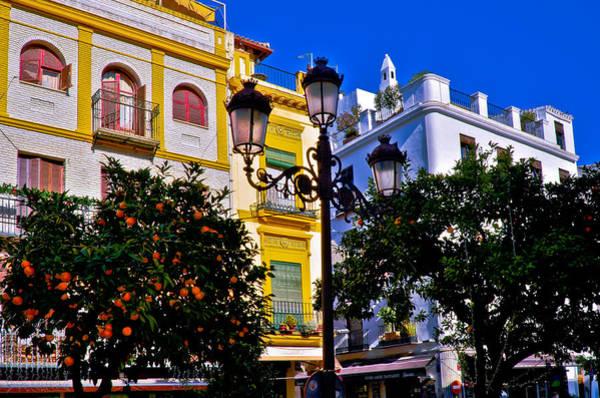 Photograph - Sevilla - Espana by Carlos Alkmin