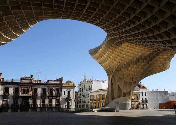 Photograph - Seville 11 by Andrew Fare