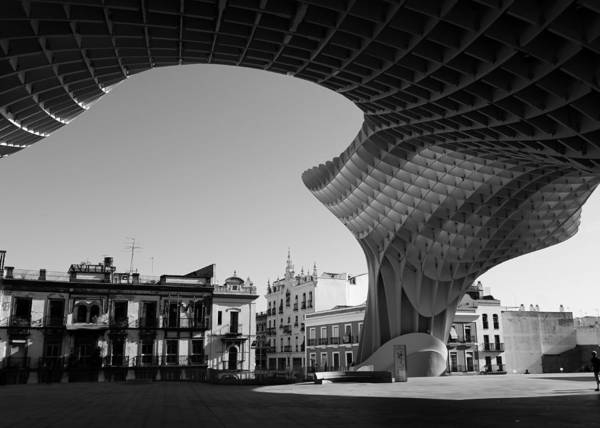 Photograph - Seville 11b by Andrew Fare
