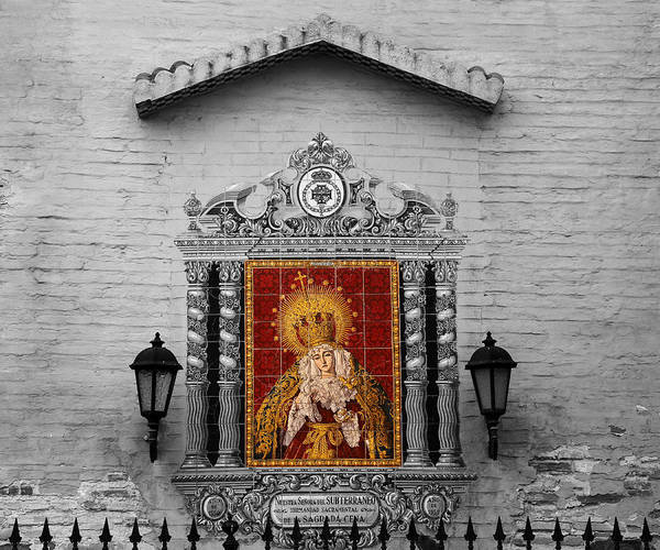 Photograph - Seville 14c by Andrew Fare