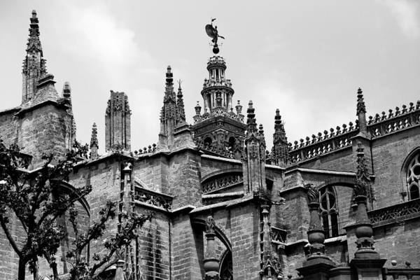 Photograph - Seville 19b by Andrew Fare