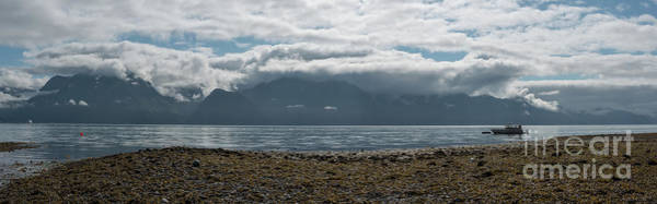 Photograph - Seward Alaska Panorama  by Michael Ver Sprill