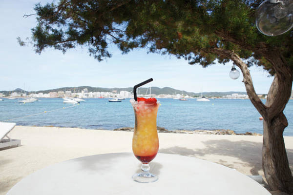 Tequila Sunrise Photograph - Sex On The Beach by Ibiza Photography