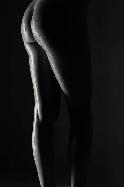 Fit Photograph - Sexy by Blue Muse Fine Art