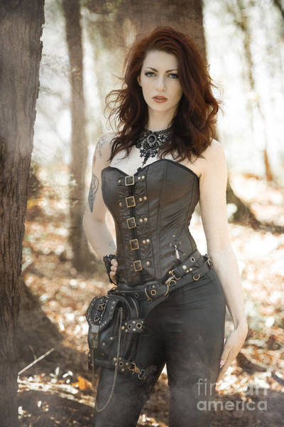 Cosplay Photograph - Sexy Steam Punk by Jt PhotoDesign