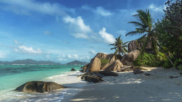 Photograph - Seychelles La Digue by Dmitry Laudin