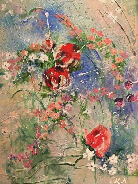 Painting - Shabby Chic #2 by Lynne Atwood