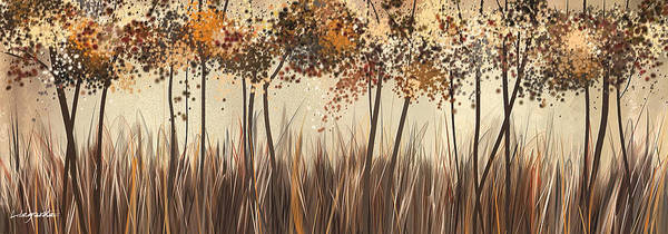 Painting - Shades Of Fall by Lourry Legarde