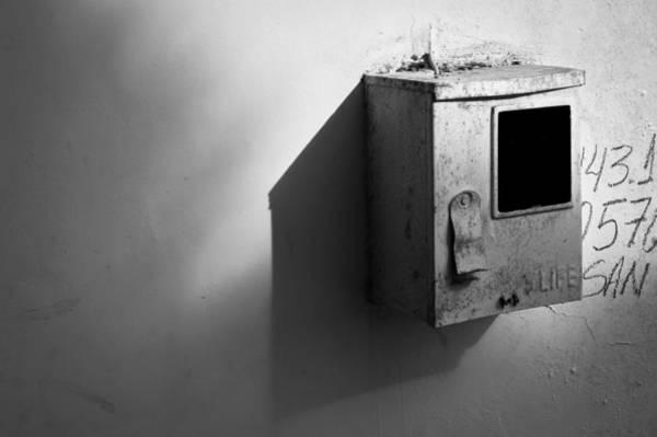 Photograph - Shadow Box 2006 1 Of 1 by Ordi Calder