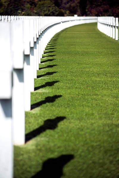 Photograph - Shadow Crosses - Shadow Lives by Matt Swinden
