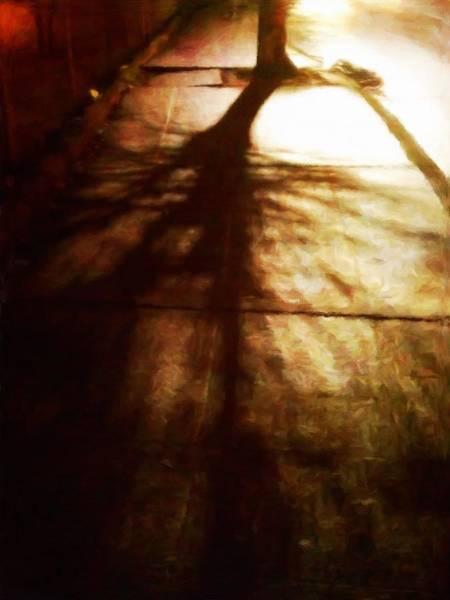 Shadow Of No Doubt Art Print
