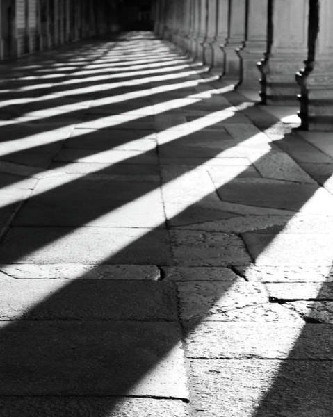 Shadow Play - Venice, Italy Art Print