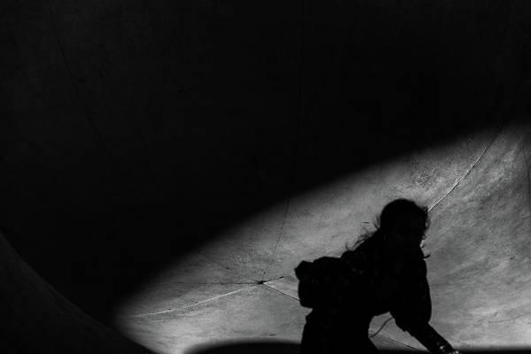 Photograph - Shadow by Robert McKay Jones