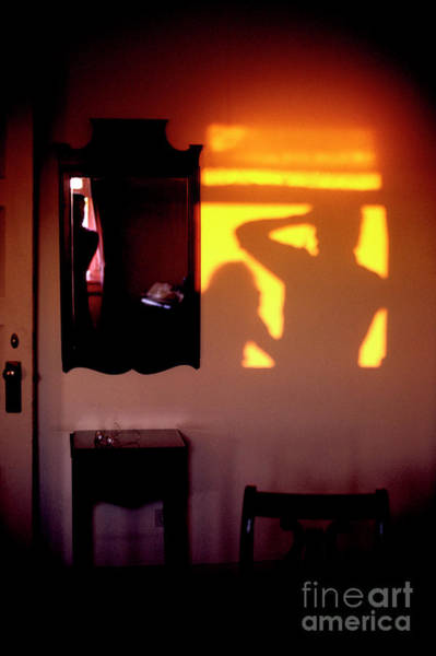 Photograph - Shadow Selfie by Paul W Faust - Impressions of Light