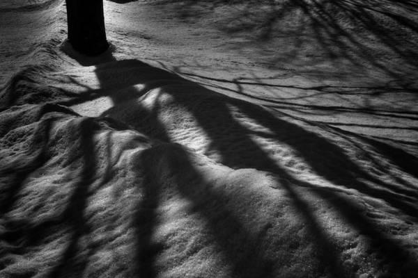 Digital Art - Shadow Study 1 by Patrick Groleau