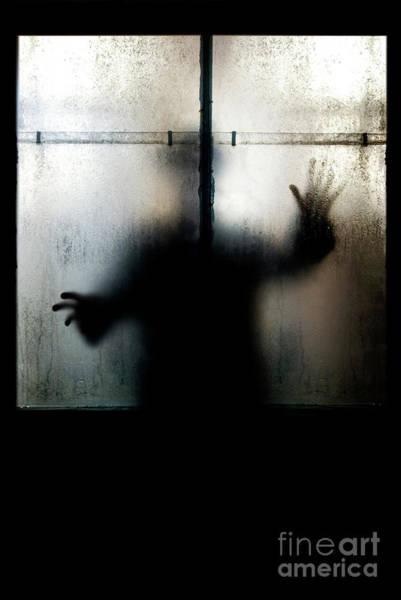 Photograph - Shadowman by Clayton Bastiani