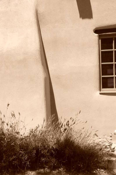 Photograph - Shadows And Light In Santa Fe by Susie Rieple