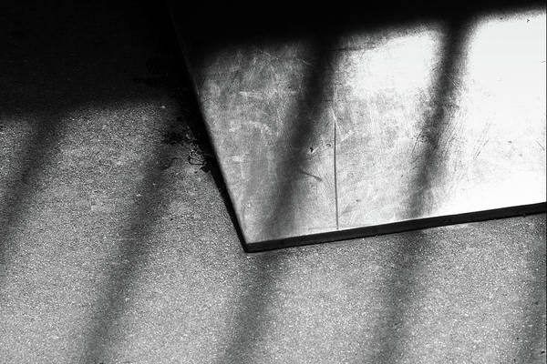 Wall Art - Photograph - Shadows And Ramp by Richard Rizzo