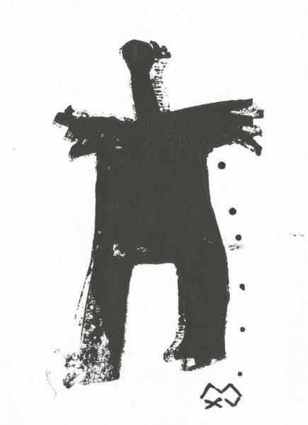 Cut-out Mixed Media - Shadows No. 7  by Mark M  Mellon