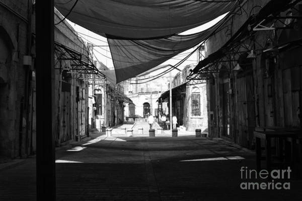 Photograph - Shadows Of Jaffa by John Rizzuto