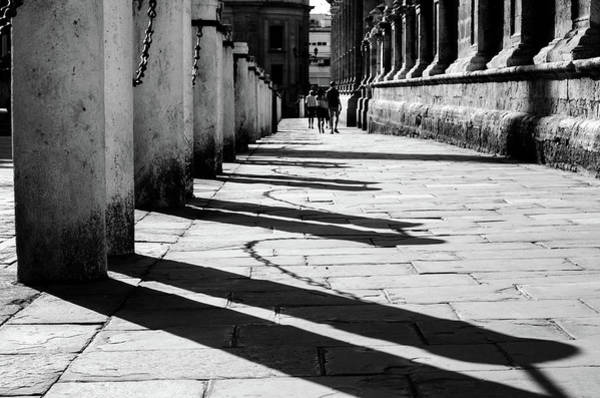 Photograph - Shadows Of Seville by Andrea Mazzocchetti