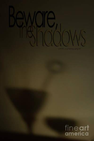 Photograph - Shadows On The Wall by Vicki Ferrari