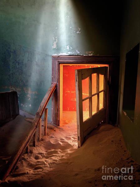 Photograph - Shaft Of Light by Patti Schulze