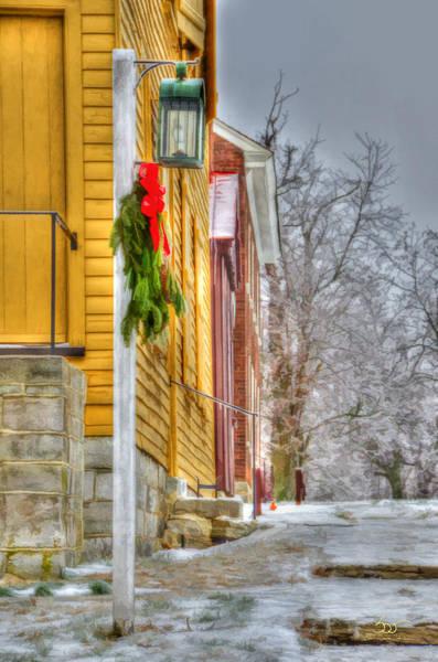 Photograph - Shaker Holiday 1 by Sam Davis Johnson