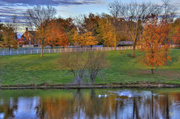 Photograph - Shaker Lake 5 by Sam Davis Johnson