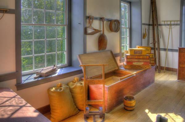 Photograph - Shaker Seedroom by Sam Davis Johnson