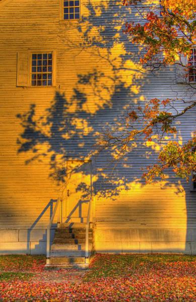 Photograph - Shaker Shadows 2 by Sam Davis Johnson