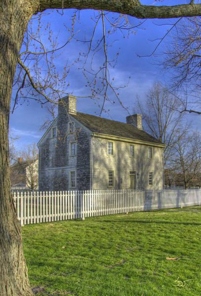 Photograph - Shaker Stone House by Sam Davis Johnson