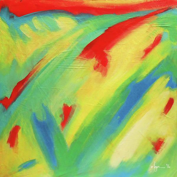 Painting - Shaman Rises by Angela Treat Lyon