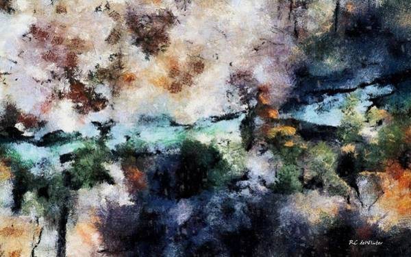 Painting - Shaman's Dream by RC DeWinter