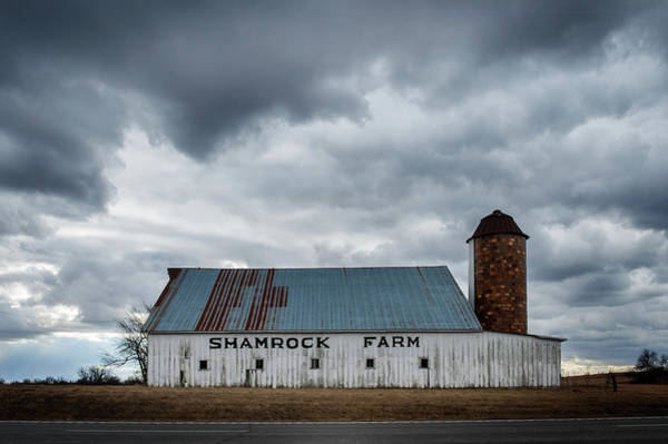 Photograph - Shamrock Farm by Bud Simpson