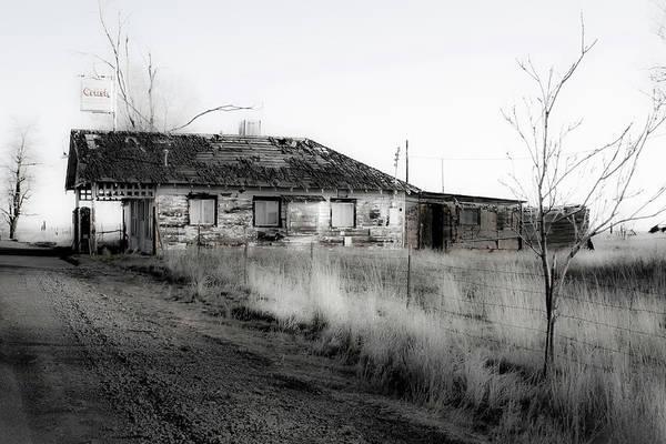 Photograph - Shaniko Oregon 4 by Lee Santa
