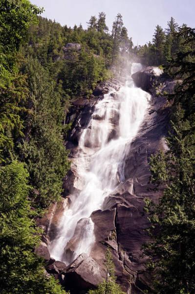 Shannon Falls Provincial Park Art Print