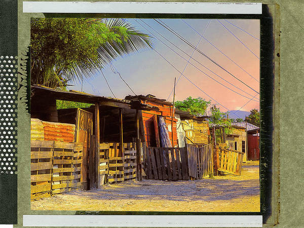 Photograph - Shanty Town Sunrise by Dominic Piperata