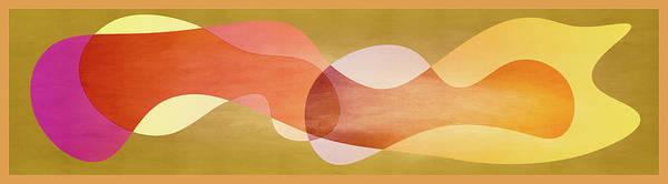 Digital Art - Shapes 3 by Steven Greenbaum