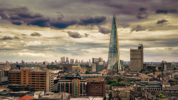 Photograph - Shard by James Billings