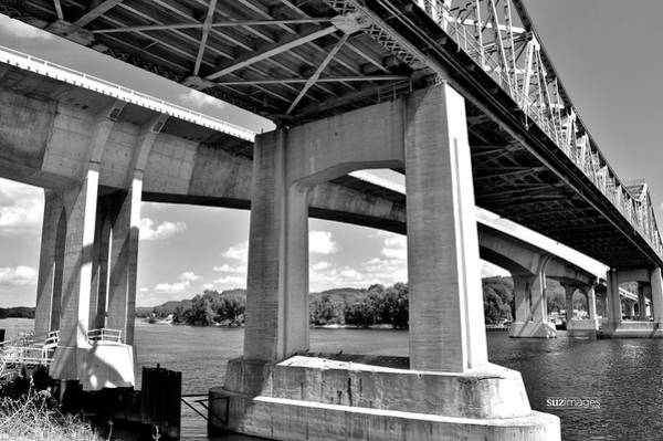 Photograph - Sharing The River by Susie Loechler