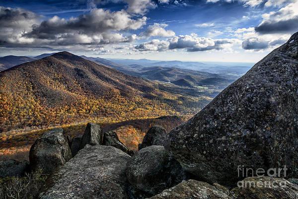 Photograph - Sharp Top View by Thomas R Fletcher