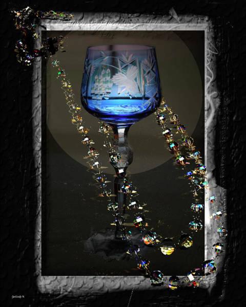 Mixed Media - Shattered Dreams by Gerlinde Keating - Galleria GK Keating Associates Inc