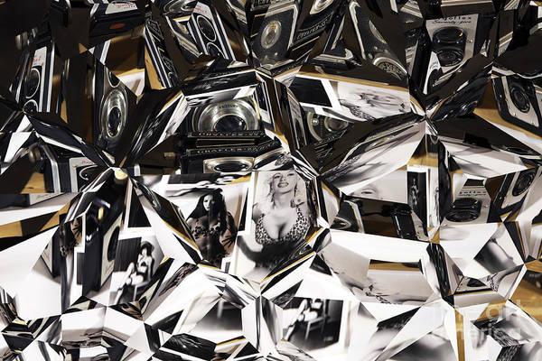 Wall Art - Digital Art - Shattered Dreams Tote Bag by John Rizzuto
