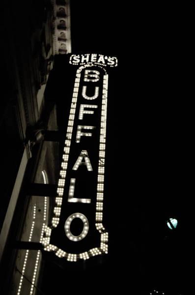 Photograph - Shea's Buffalo by Guy Whiteley