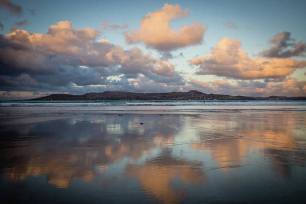Wall Art - Photograph - Sheephaven Bay Sunset by Nigel R Bell